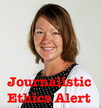 Journalist Andie Wolfe & Deliberate Fallacious Reporting for the Des Moines Register Iowa