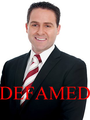 JUSTIN ARMSDEN, Journalist of A Current Affair - Response to False Ripoff Report